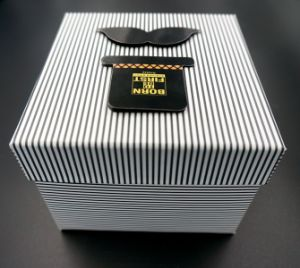 Hight Quality Gift Box Made of Smooth Paper Board