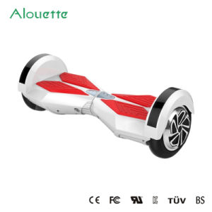 8 Inch Electric Scooter Two Wheels Hoverboard Smart Balance Scooter with LED Lighting pictures & photos