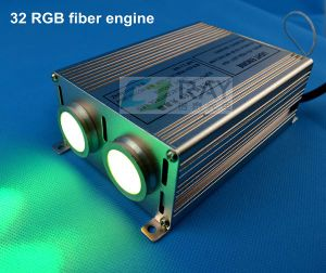 32W RGB LED Fiber Engine