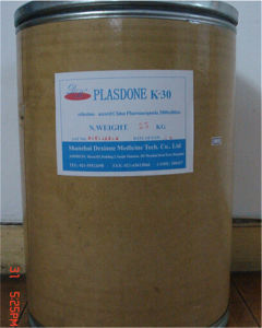 Polyvinylpyrrolidone K30 Pharmaceutical Excipient pictures & photos