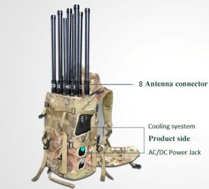Manpack RF Signal Jammers Multi-Band Transportable System, Military Bomb Jammer Tg-VIP Manpack, VHF/UHF Portable Military Jammer/Bomb Jammer (CPJ3070) pictures & photos