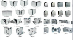 Stainless Steel Glass Clamp with Competitive Price pictures & photos