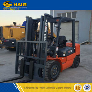 Best Selling Heli Cpcd30 3t Disiel Forklift