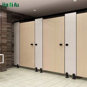 Jialifu Waterproof Customized Size Toilet Cubicles Partition pictures & photos