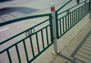 Decorative Steel Road Guardrail/Fence of High Quality