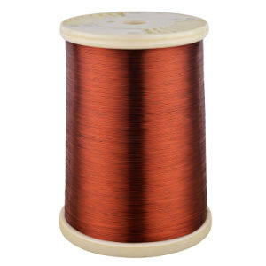 Magnet Wire Polyester Round Copper Wire Pew/130 pictures & photos