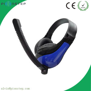 Factory Supply Noise Cancelling Customized Professional Wired Headset