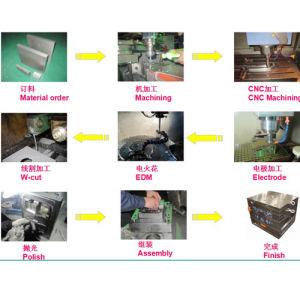 Auto Trim Injetion Mould/Plastic Mould/Injection Mould/Mould pictures & photos