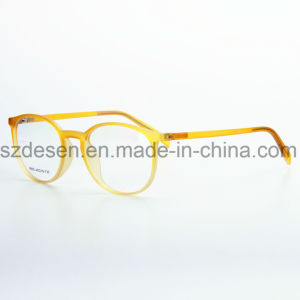 Wholesale Custom Solid Plastic Steel Super Light Spectacle Frames pictures & photos