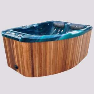 Mini SPA with Pop-up TV and Music Speaker pictures & photos