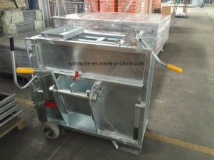 Hot Dipped Galvanised Mobile Cattle Equipment Calf Box for Sale pictures & photos