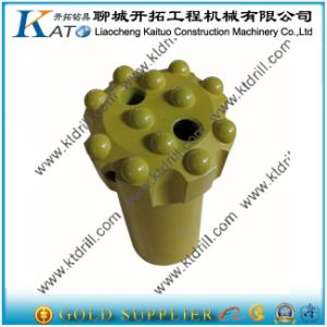 High Quality Drilling Tools, Button Bit, Thread Button Bits Kato R32 R38 T38 T45 T51 pictures & photos