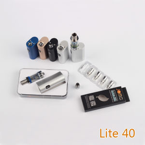 Lite 40 W Box Mod Bottom Coil Sub Ohm Tank pictures & photos