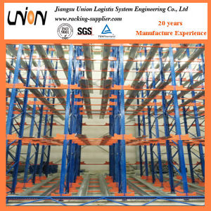 Radio Shuttle Pallet Racking pictures & photos