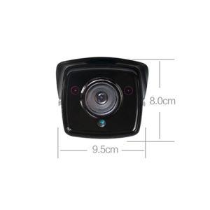"""1.3MP1/3"""" IR Waterproof Icr Bullet IP Camera"""