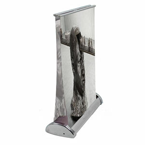 Counter Top Poster Display Stand (A3 Double) pictures & photos