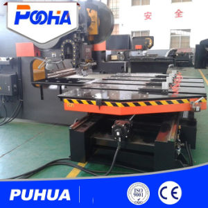 Plate Hole CNC Punching Machine with Feeding Platform pictures & photos