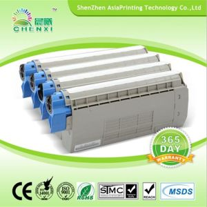 China Supplier Color Toner Cartridge for Oki C710n C710dn C710dtn C711 pictures & photos