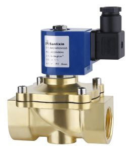 Solenoid Valve -- SMS Series 2/2 Way Big Size Solenoid Valve pictures & photos