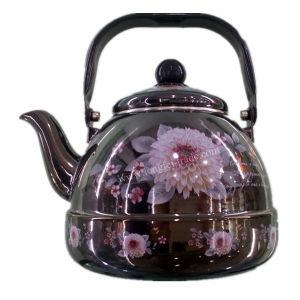 Porcelain Enamel Teapot, Enameled Kettle, Ceramic Enamelware, Carbon Steel Kettle pictures & photos