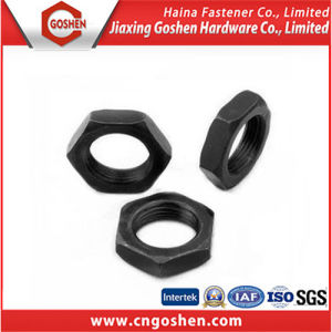 DIN439 Steel Chamfered Hexagon Thin Nuts, Best Price! ! ! pictures & photos