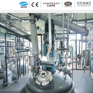 Jinzong Machinery Complete Unsaturated Polyester Resin Production Plant pictures & photos