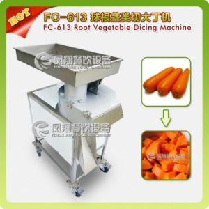 FC-613 Fast-Speed Potato Carrot Chunks Chopping Cutting Machine pictures & photos