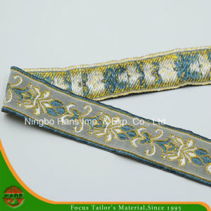 Polyester Trimming Lace Tape (HM-1503) pictures & photos