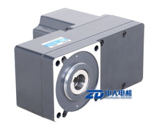 L type gearbox, 80mm 90mm, 60~200W motor pictures & photos