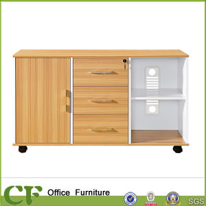 Movable and Lockable Office Side Storage Cabinet CF-S10314 pictures & photos