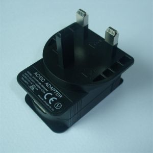 5V 2000mA UK Plug USB Power Adapter pictures & photos