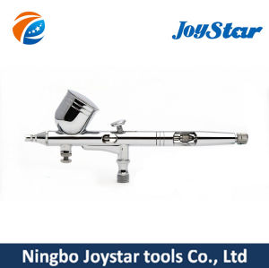 0.3mm Double Action Airbrush for Makeup Nail Art AB-203 pictures & photos