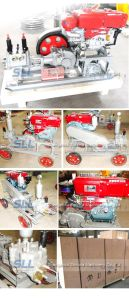 Pneumatic Cement Slurry Grouting Pump for Buildings/Bridge pictures & photos
