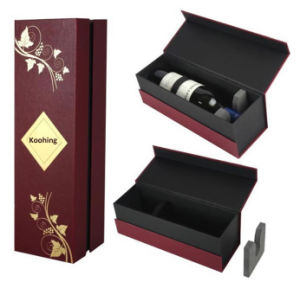 All Color Wine Packaging Design Box pictures & photos