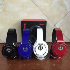 New 2 in 1 Headband Wireless Bluetooth Headset and Speaker Headphone Micro SD Player FM Radio