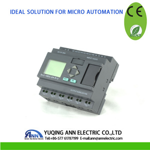Micro PLC Controller Smart Relay Elc-18DC-Da-R Ce RoHS pictures & photos