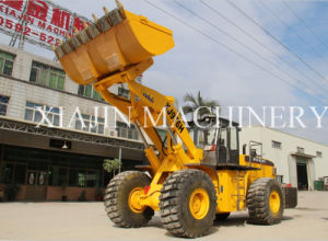 Top Quality Diesel Forklift Truck Used in Quarry pictures & photos