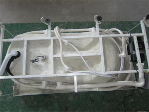 Dismantled Jacuzzi Bathtub with Radio Function pictures & photos