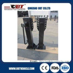 25 Ton Outside Two Speed Trailer Parts Landing Gear pictures & photos