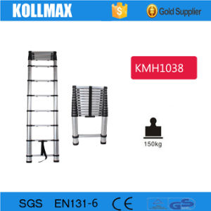 3.8m Magic Telescopic Aluminium Ladder with Carry Bag pictures & photos