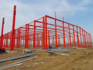 Chinese Economic Steel Structure Workshop with Modern Design (AISC) pictures & photos