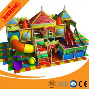 Top Sale Amusing Park Indoor Children′s Park Indoor Play Structure pictures & photos