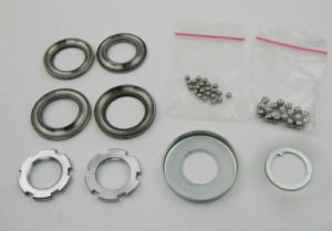 Steering Race Ball Kit for CPI Gtx125 Qingqi Qm125t-10r Motorcycle Parts pictures & photos