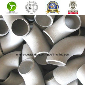 Stainless Steel Butt Welded Pipe Fitting Elbow 304/316