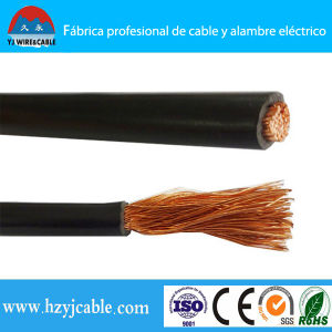 Copper Conductor Welding Cable PVC Insulation Welding Cable pictures & photos