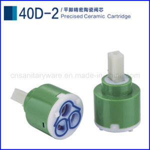40mm Ceramic Disc Water Tap Faucet Cartridge Valve