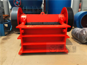 Stone Small PE Jaw Crusher Rock Breaking Equipment pictures & photos