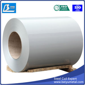 Prepainted Galvalume Galvanized Steel Coil PPGL PPGI Metal Sheet Mill pictures & photos