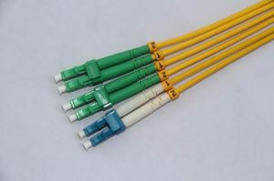 Y Type 2LC-4LC/APC-SM DX 3.0mm fiber