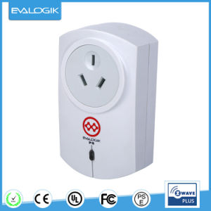 Z-Wave Smart Plug-in Outlet for Home Automation pictures & photos